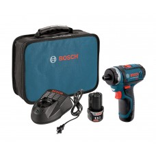 Bosch 12V MAX Two-Speed Pocket Driver Kit