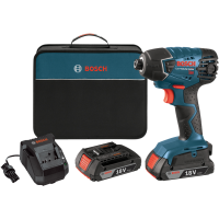 Bosch 18 V 1/4 In. Hex Impact Drill/Driver