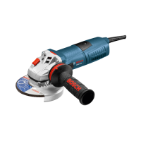 Bosch 5 In. Angle Grinder with Lock-On/Off Switch